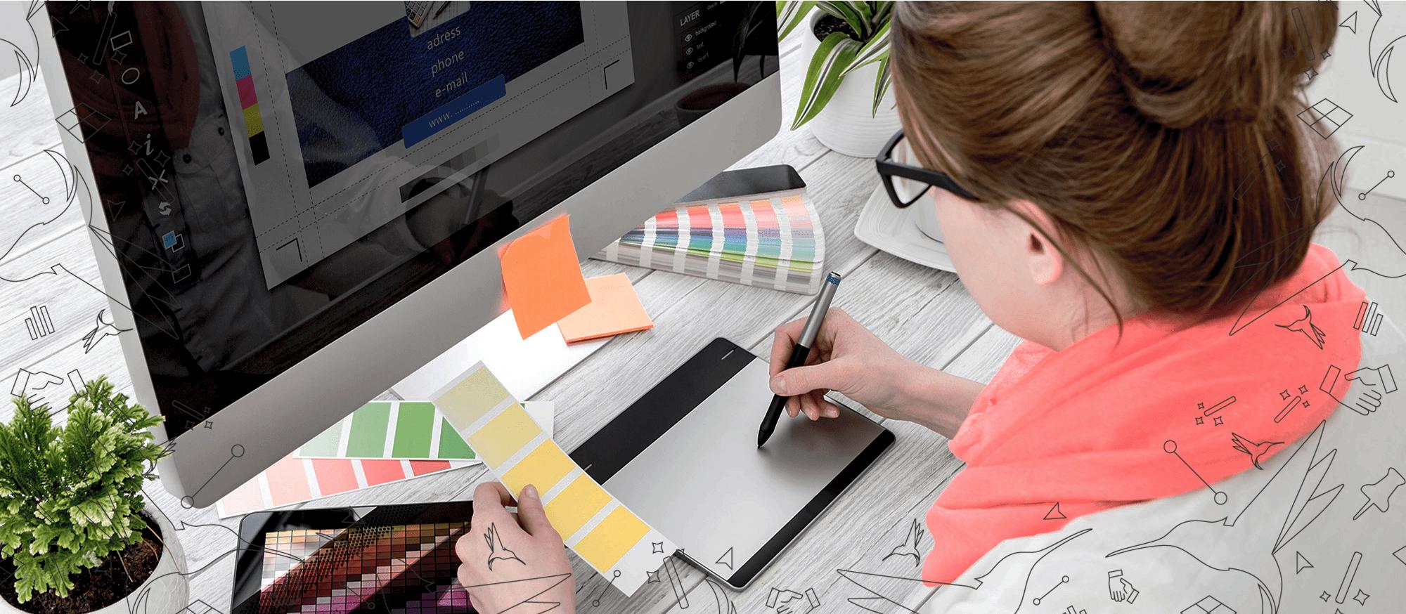 Logo Design Tips - Graphic Designer