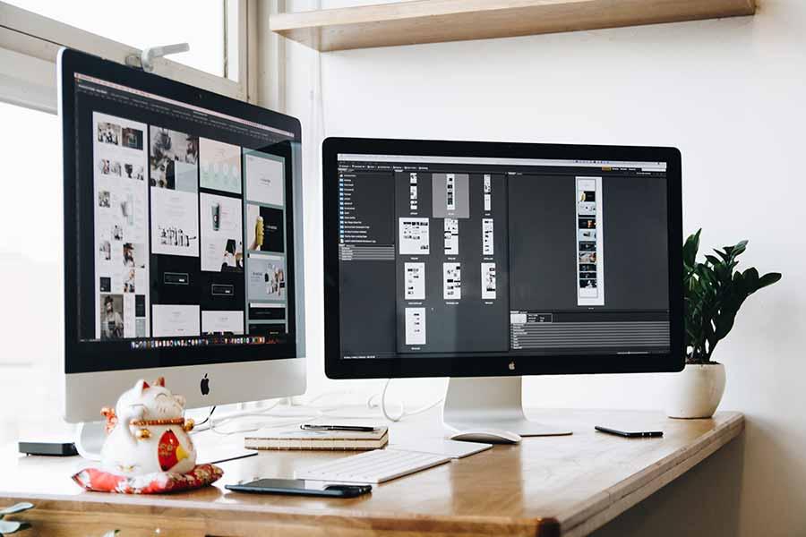 graphic designer training